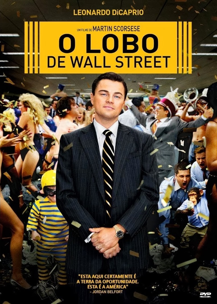 O Lobo de Wall Street – Legendado (2013)