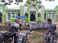 Berikan Kenyamanan Kepada Warga Dalam Beribadah, Unit Patmor Rutin Pengamanan Sholat Jumat