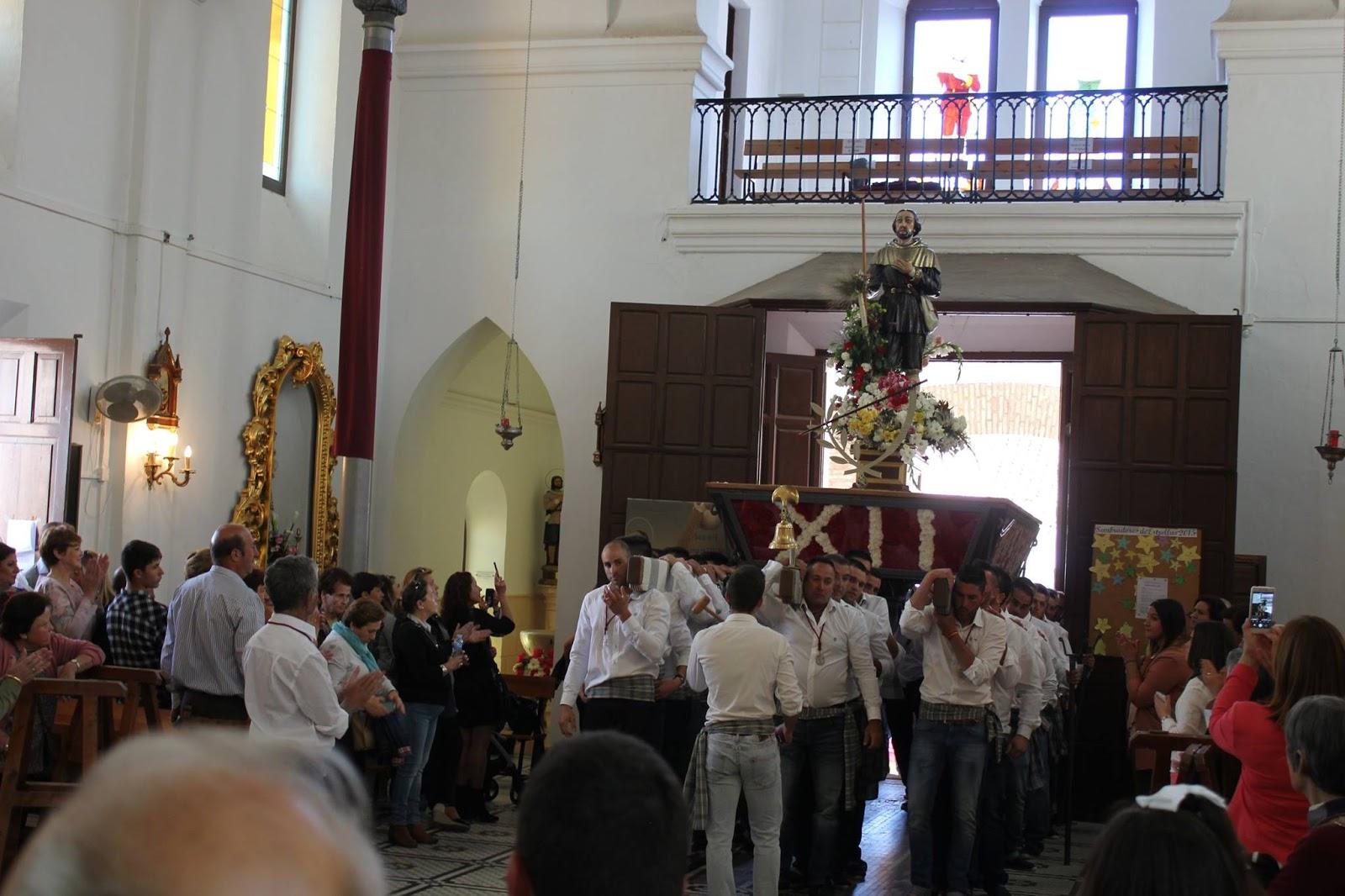 Hermandad de san isidro labrador de periana m laga for Ministerio del interior san isidro