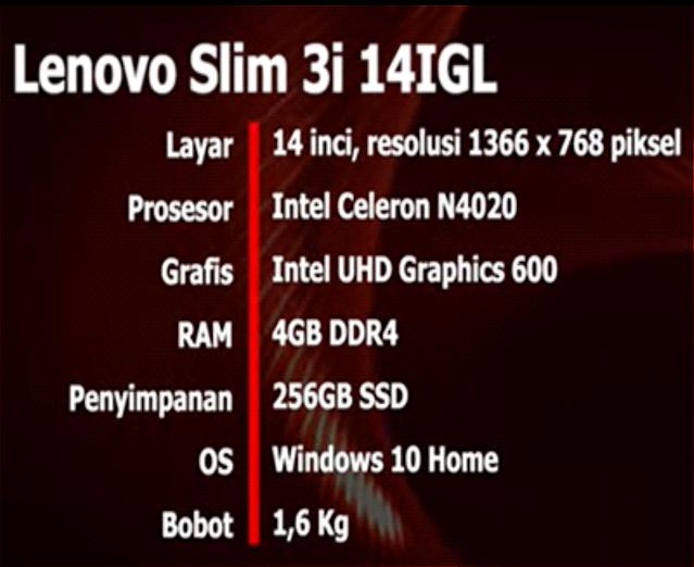 rekomendasi laptop 5 jutaan 2021