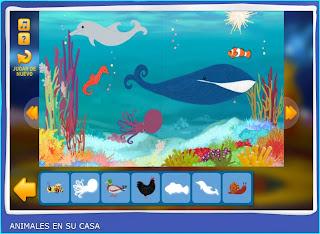 Juegos Educativos Para Ninos De 3 A 5 Anos Juego De Animales Para 4