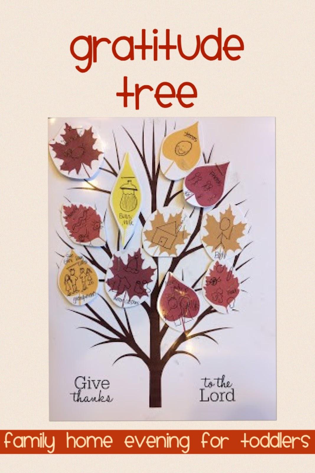 News With Naylors Gratitude 2 Gratitude Tree