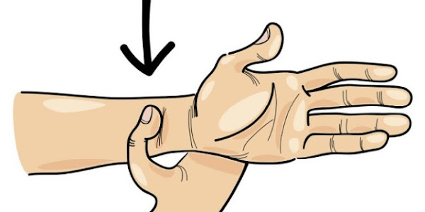 This Trick Is Proven To Relieve Stiffness, Reduce Body Weight And Can Get Rid Of Stress By Pressing This Body Part