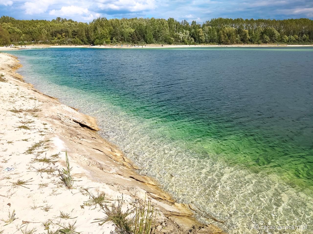 Osadnik Gajówka Jezioro Turkusowe
