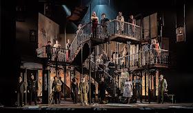 Kurt Weill: Street Scene - Opera North (Photo Clive Barda)