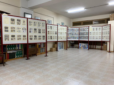 """Exposición del Grupo Filatélico """"Río Negro"""" de Luarca"""