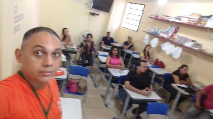 Escola Novo Horizonte turno Tarde e Noite.