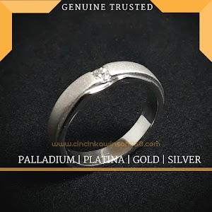 cincin kawin palladium 615pd