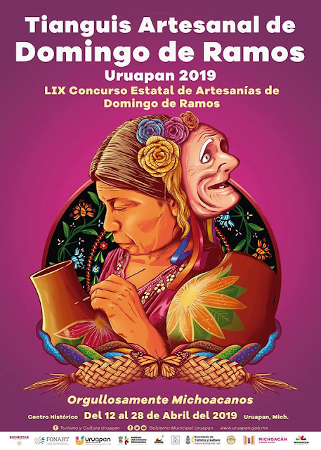 Artisan Fair in Uruapan 2019