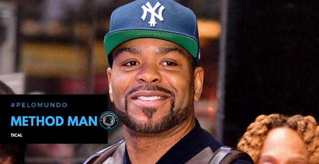 Method Man lança TICAL, marca de maconha racialmente consciente