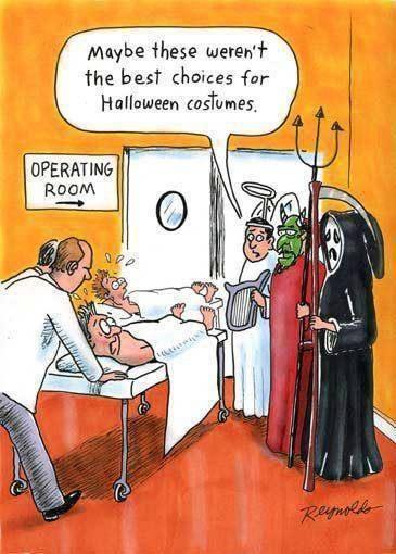 90 Miles From Tyranny : Halloween Humor...
