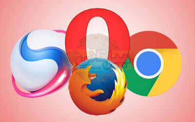 تحميل متصفح Google chrome , Firefox , Spark , Baidu browser , Opera
