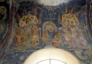 ο ναός του αγίου Δημητρίου στον Μυστρά