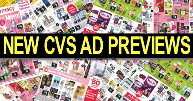 CVS Weekly Ad Preview