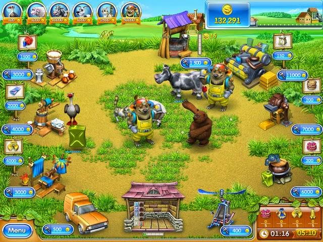 Farm Frenzy: Hurricane Season - Full Version Game Download