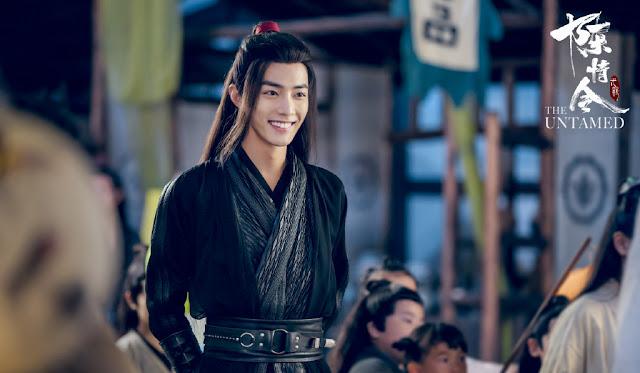 xiao zhan the untamed