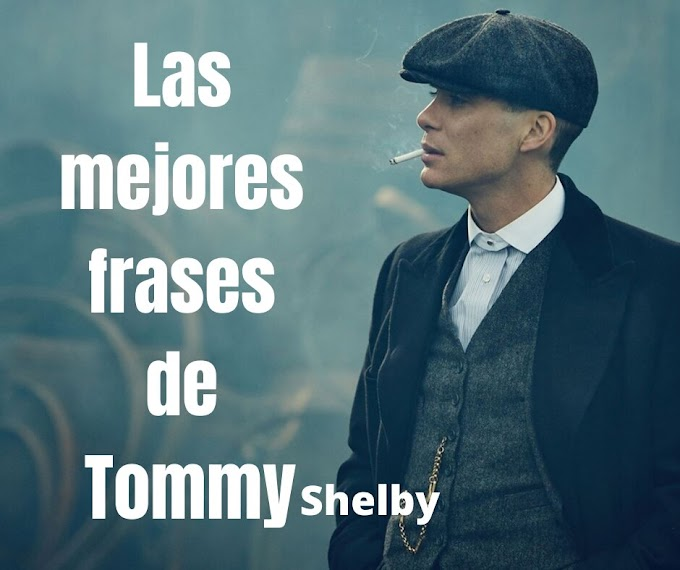 Las mejores Frases De Tommy Shelby, Peaky Blinders