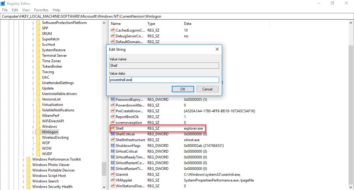 Chạy ứng dụng mặc định hoặc phần mềm khi đăng nhập Windows 10 - Ảnh 2