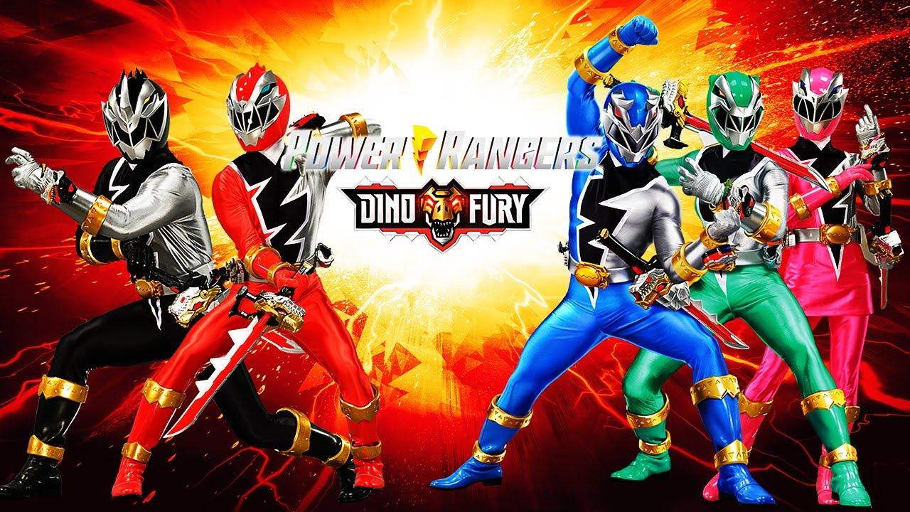 Power Rangers (Season 28) Dino Fury English Episodes Download 480p, 720p & 1080p