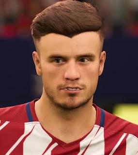 FIFA 18 Facepack by Iyas ( Saul Nigez )