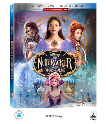 Disney's The Nutcracker and the Four Realms, Now Available on Blu-ray and Digital