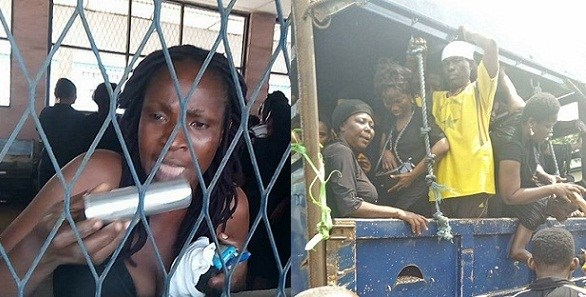 Women Detained Over IPOB Protest In Owerri Released