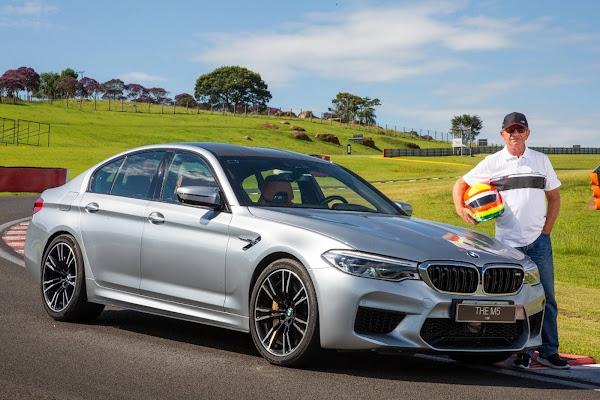 BMW do Brasil lança BMW Driver Training 2021 com Ingo Hoffmann