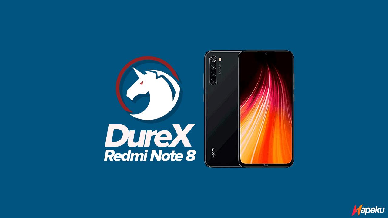 ROM DureX Xiaomi Redmi Note 8 ( GINKGO )