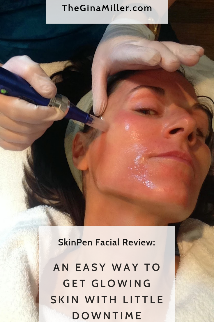 SkinPen Dallas Facial