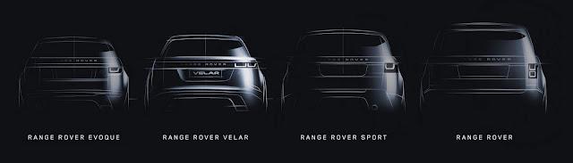 Ranger Rover Velar