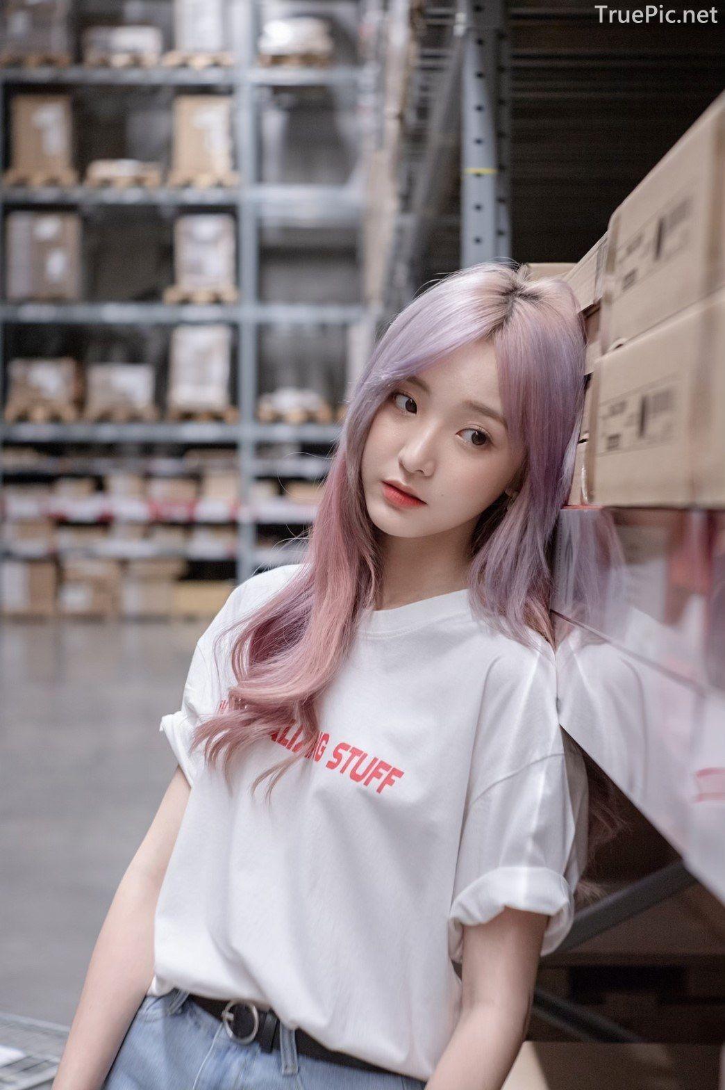 Thailand hot girl Pornnppan Pornpenpipat (Nenevader) - She is the dream lover of many boys
