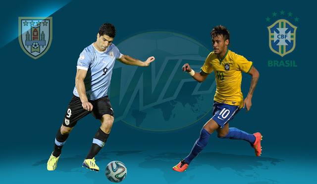 البرازيل تهزم الأوروغواي وتحافظ على الصدارة