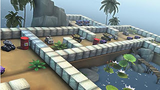 Block Tank Wars 2 MOD APK v1.5 Terbaru (Unlimited Money)