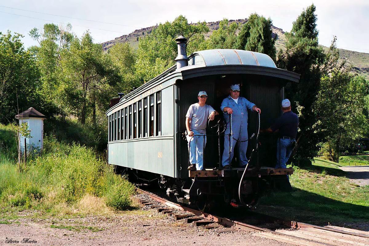 Железнодорожный музей Колорадо