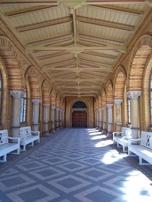 Trauerhalle Jüdischer Friedhof Weißensee
