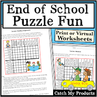 Teach logic puzzles in May at the end of the school year for critical thinking skills for gifted and talented students on Teachers Pay Teachers. #TpT #TeachersPayTeachers #iteachtoo #iteach345 #education