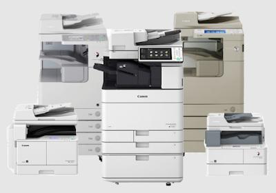 Macam-Macam Jenis dan Ukuran Mesin Fotocopy
