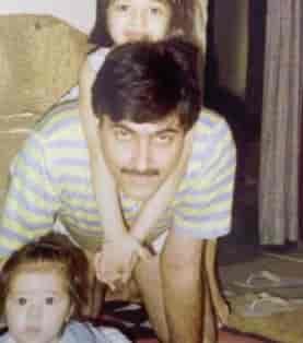 Kriti Sanon Childhood
