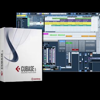 Steinberg - Cubase 5 PRO Full version