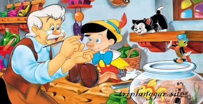 Cerita Singkat : Pinokio