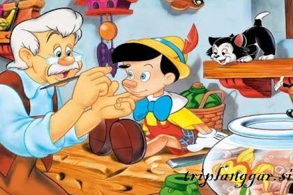 Cerita Singkat : Pinokio Bahasa Indonesia