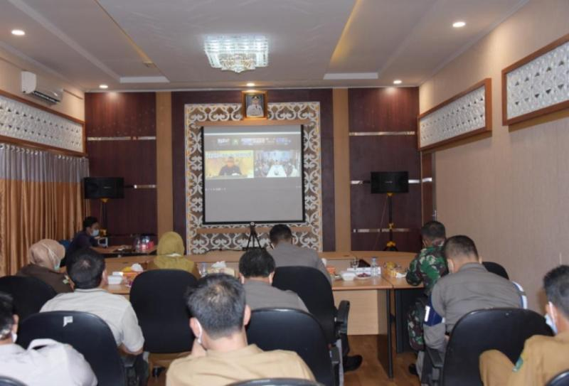 Vaksin Covid-19 Tahap Pertama Bakal Tiba di Kabupaten Bengkalis Sebanyak 1.860