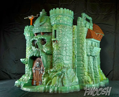 Awesome Accessories: MOTU Classics Castle Grayskull