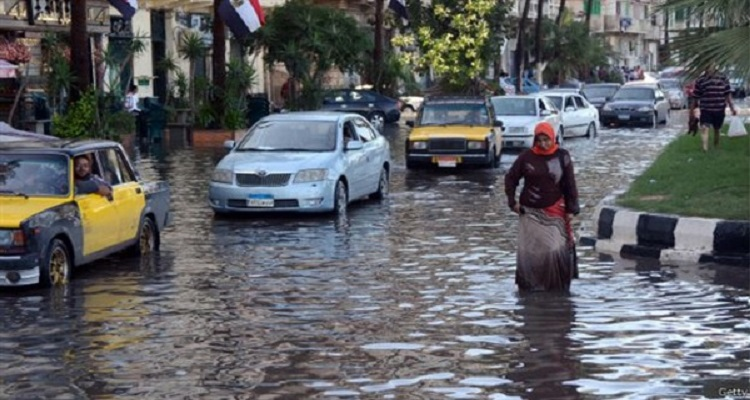 هيئة الأرصاد تحذر من سقوط أمطار غزيرة بهذه المحافظات اعتبارا من الثلاثاء