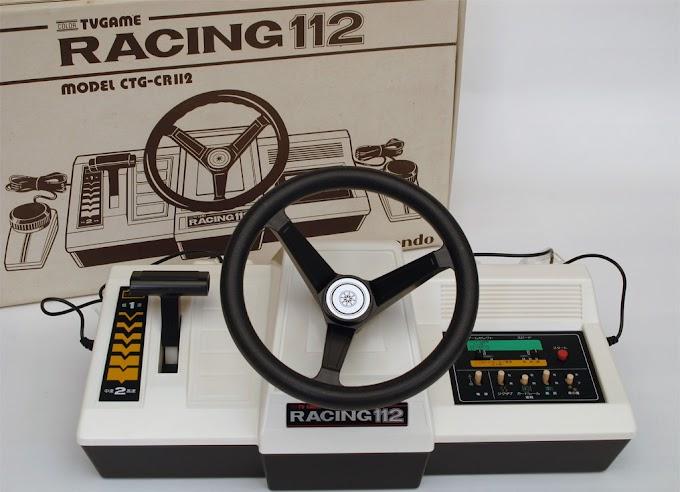 Nintendo Color TV racing 112