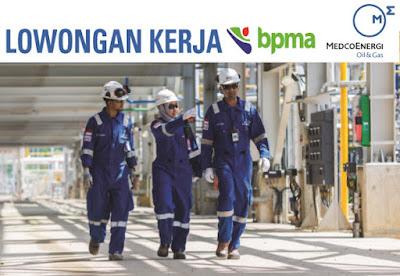 Lowongan Kerja Aceh Timur: PT. Medco E&P Malaka Blok A