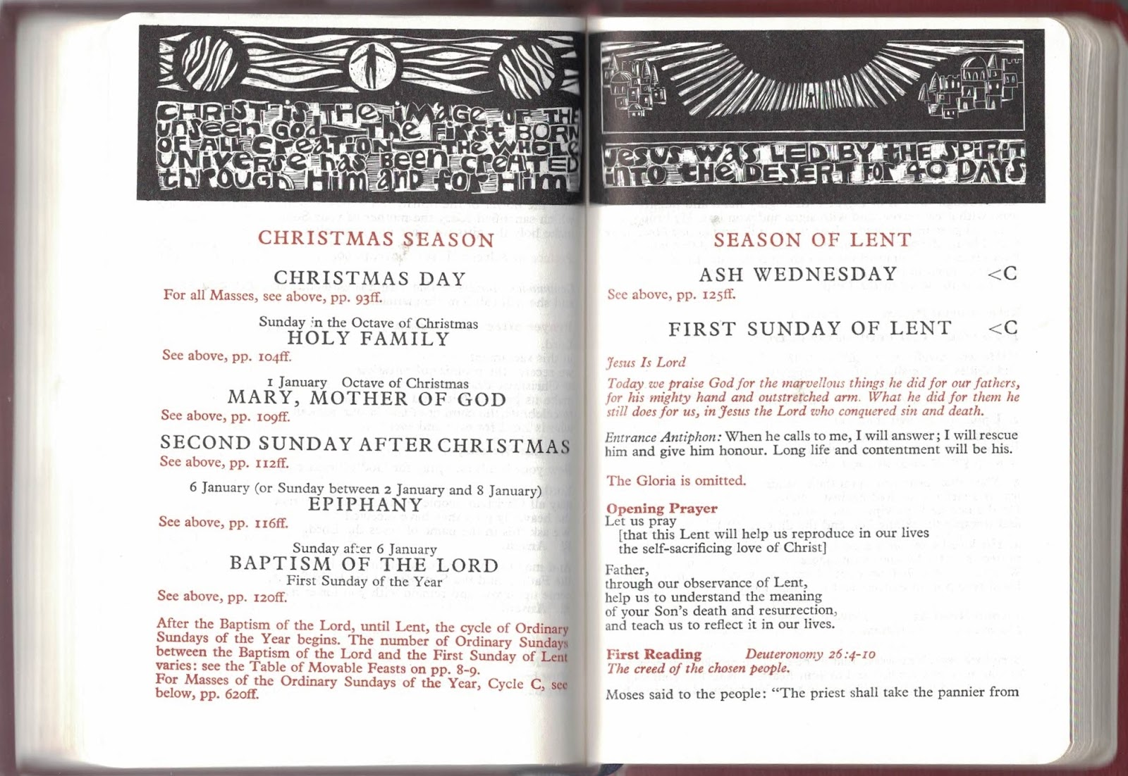 """""""What Were They Smoking?"""": On Liturgical Art from the 1970s"""