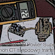 Symmetrical Power Supply from NonCT Transformer - Electronic Circuit