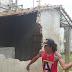 Pemerintah Desa Petaling Bongkar Kamar Mandi Milik Abdul Tolib