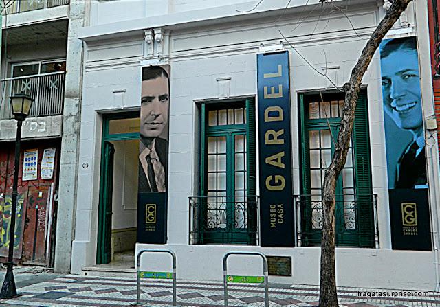 Museu Casa Carlos Gardel, Buenos Aires